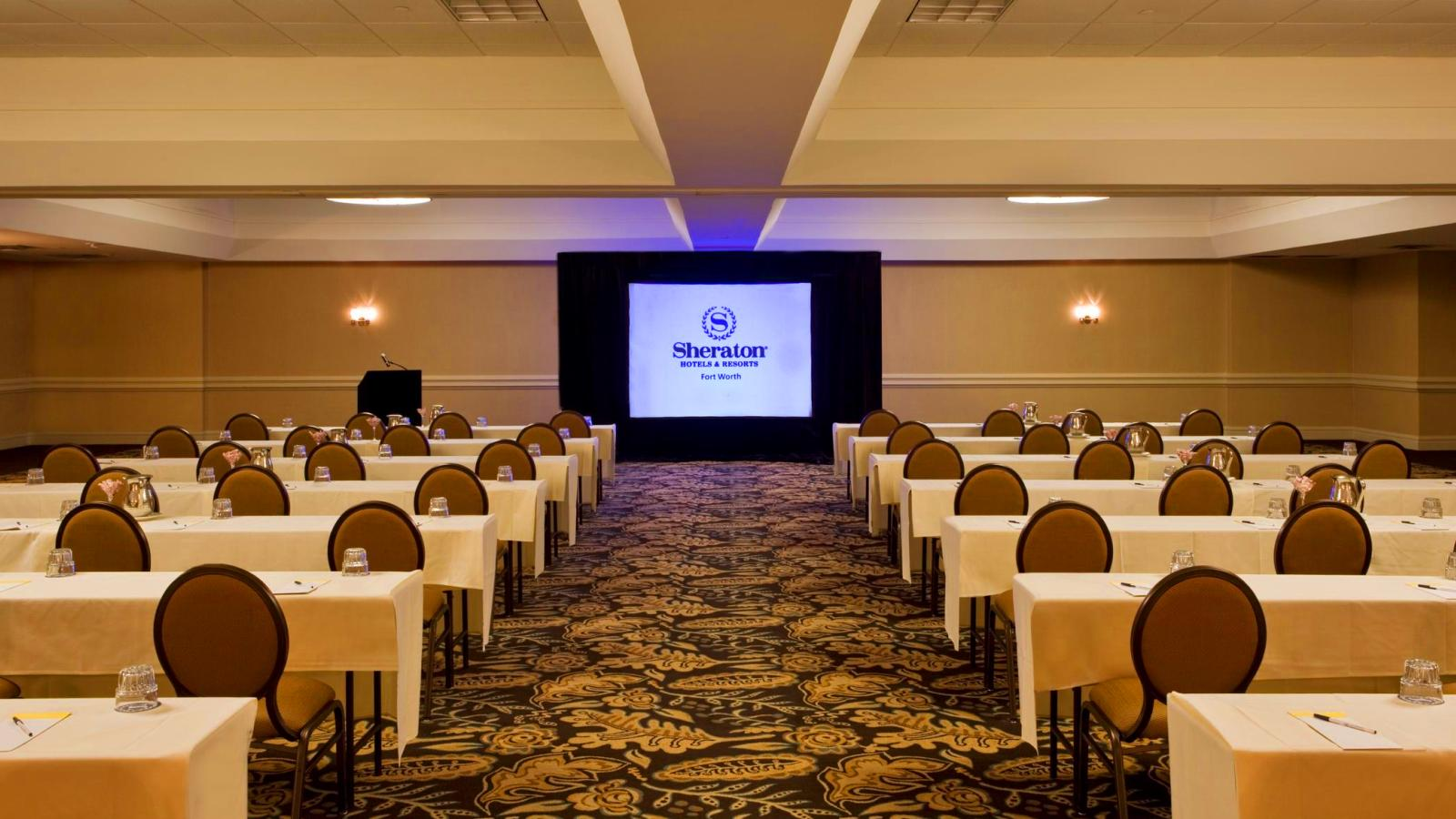 Simplify Your Meetings - Sheraton Fort Worth Downtown Hotel