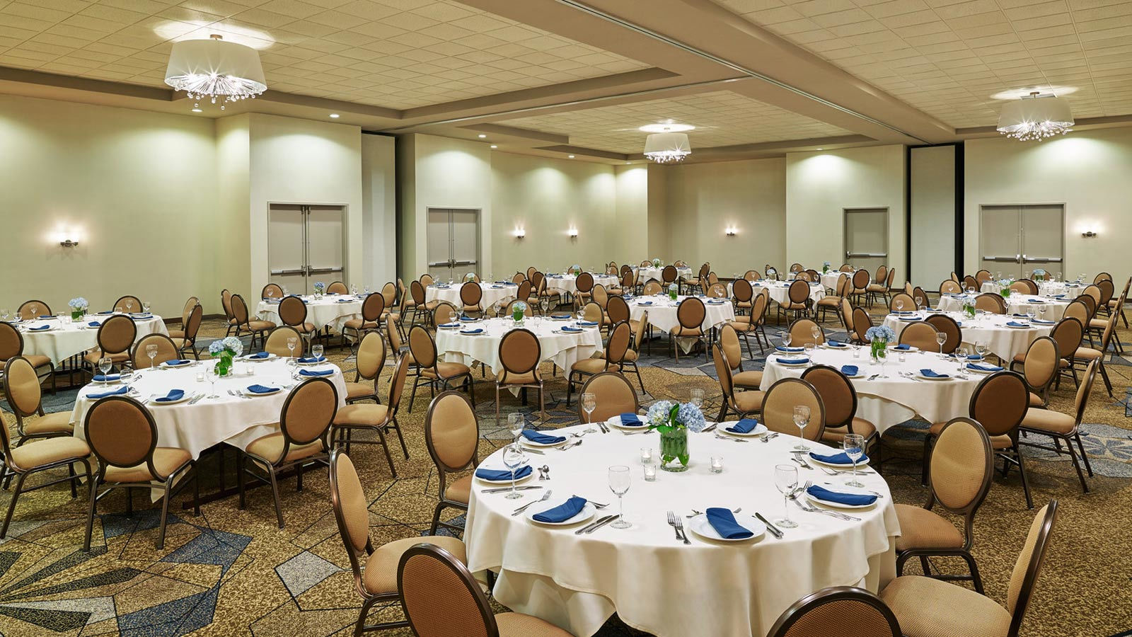 Fort Worth Convention Center Hotels - Magnolia Ballroom