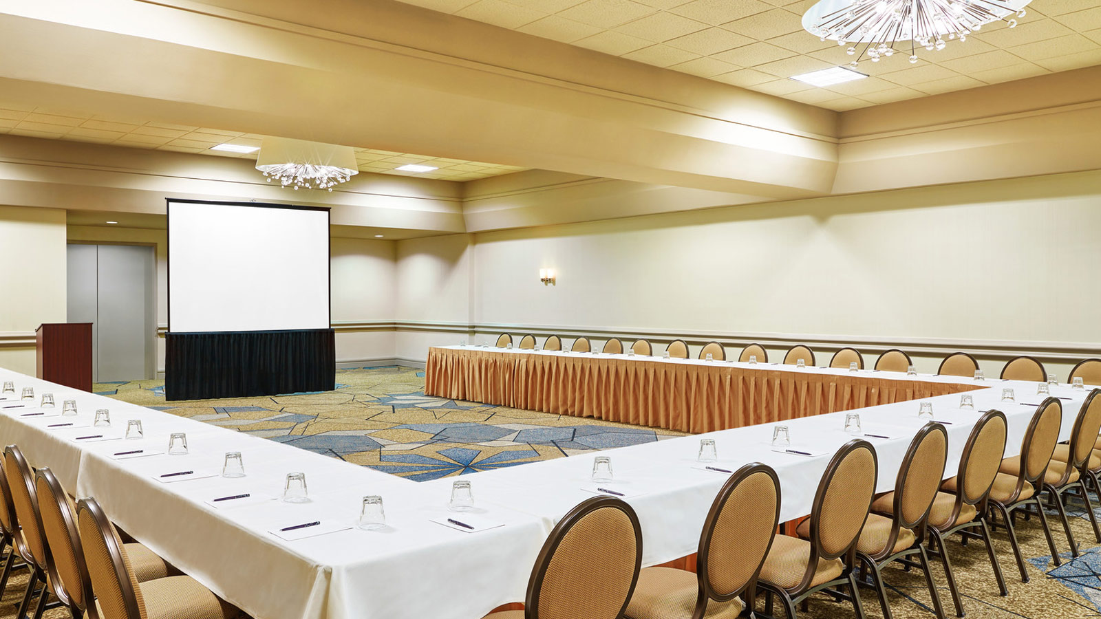 Fort Worth Convention Center Hotels - Cypress Meeting Room