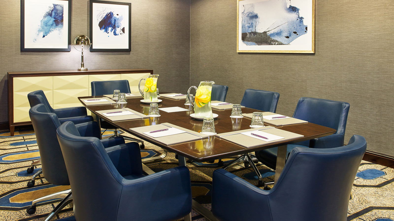 Fort Worth Convention Center Hotels - Walnut Boardroom