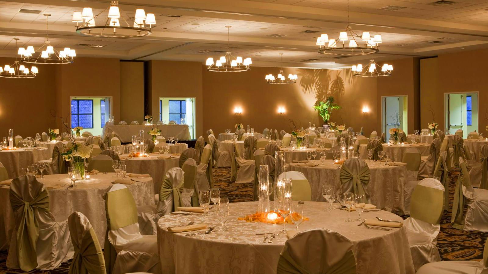 Fort Worth Wedding Venues - Cypress Ballroom